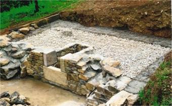 Construction d 39 un four pain traditionnel for Construction four a pain